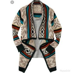 Old Navy Aztec Cardigan